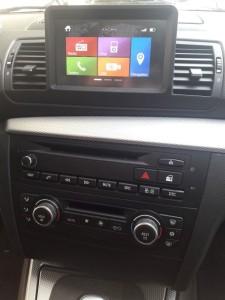 HiFi Audio System Jehnert Dynavin BMW e87 1er (8)