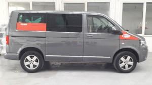 VW T5 GP Seikel 235 65 17 unbeladen