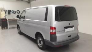 VW T5 Kasten Umbau Kiravans Fenster Nachrüstung